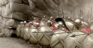300 Spartans shields
